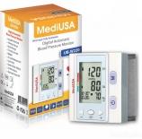 Máy đo huyết áp cổ tay tự động MediUSA | UB-W220